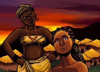 Blood Ties By Ronke Adeleke